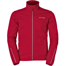 VAUDE Wintry III Jas Heren rood